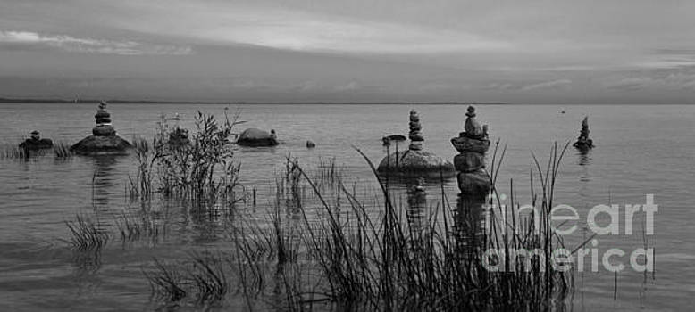 Lake Michigan Sunrise by ELITE IMAGE photography By Chad McDermott