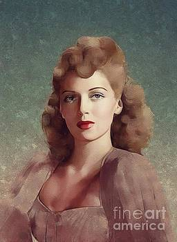 Mary Bassett - Lana Turner, Hollywood Legend