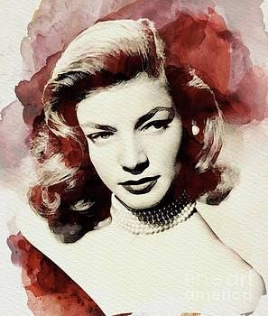 John Springfield - Lauren Bacall, Vintage Actress