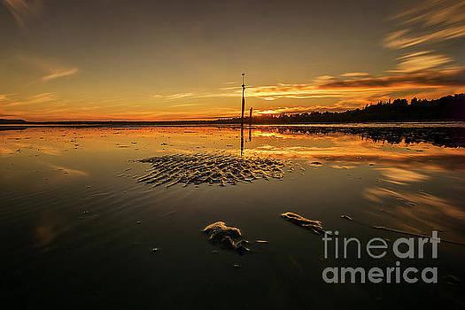 Paul Conrad - Locust Beach Sunset