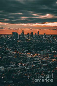 Los Angeles Sunrise by Art K