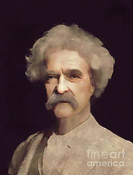 Mary Bassett - Mark Twain, Literary Legend