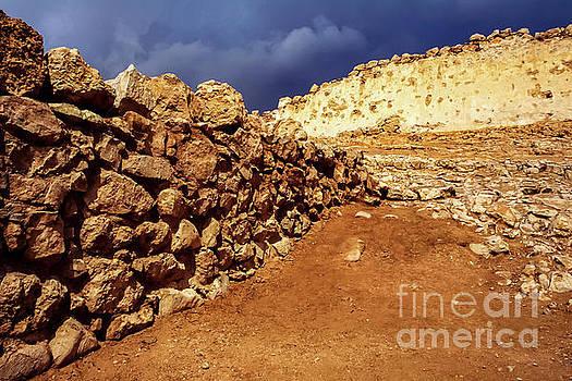 Masada by Thomas R Fletcher