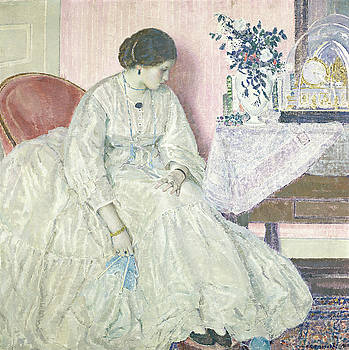 Memories by Frederick Carl Frieseke