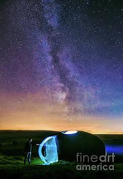 Mariusz Talarek - Milky Way and Atom Panopticon