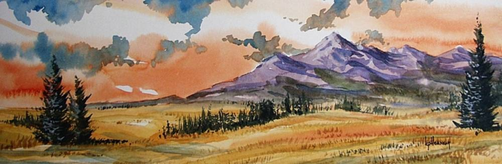 Montana Landscape by Kevin Heaney