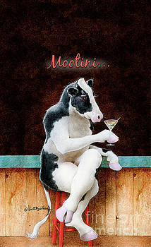 Mootini... by Will Bullas