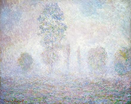 Claude Monet - Morning Haze