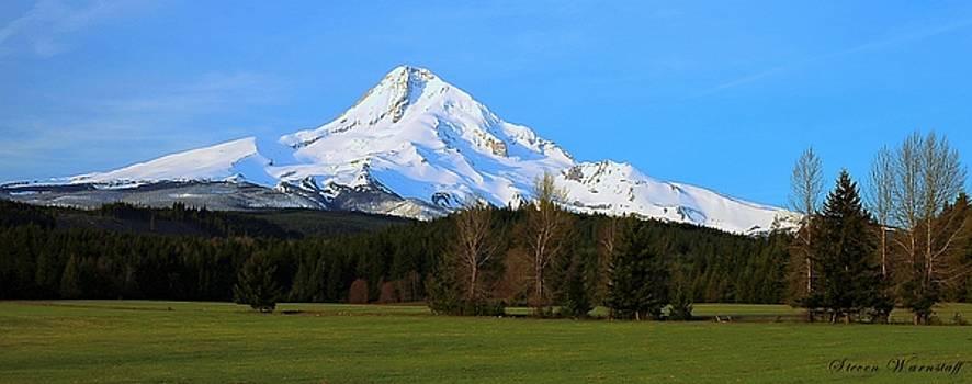 Mt. Hood by Steve Warnstaff