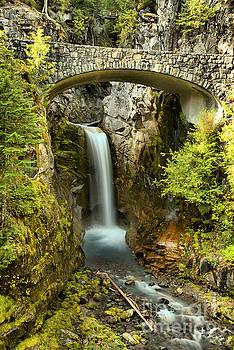 Adam Jewell - Mt. Rainier Christine Falls