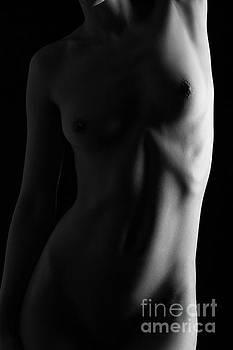 Muscular Female Body by Aleksey Tugolukov