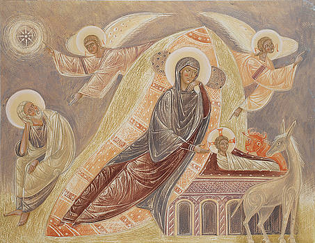 Olga Shalamova - Nativity of Christ