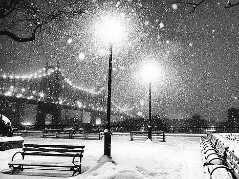 New York City Snow by Vivienne Gucwa