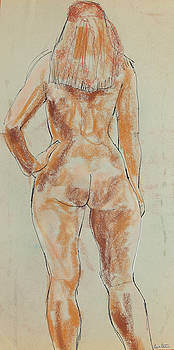 Nude by Dick Eustice