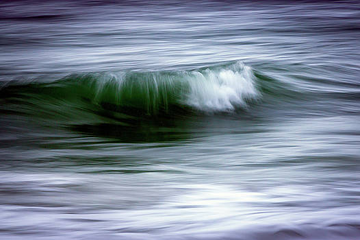 Wave Abstract Florida by R Scott Duncan