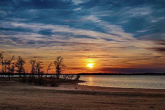 Oklahoma Sunset by Doug Long