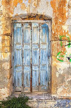 Sophie McAulay - Old door