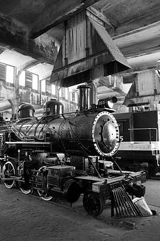 Old Steam Locomotive by For Ninety One Days