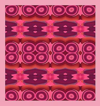 Original Abstract Pattern by Mohammad Safavi naini