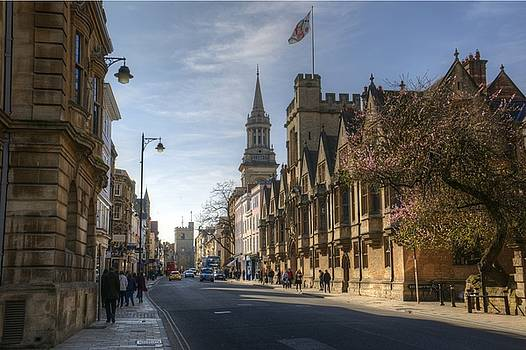 Oxford High Street by Chris Day
