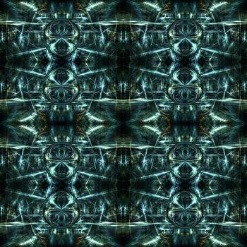 3 Patterns #digitalart #abstract by Michal Dunaj
