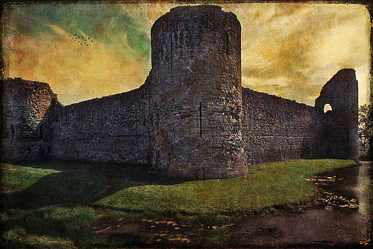 Chris Lord - Pevensey Castle Ruins