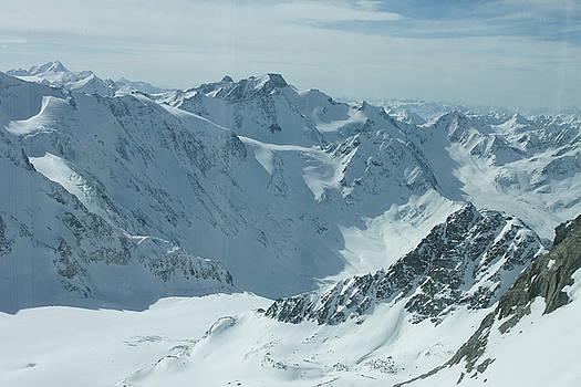 Pitztal Glacier by Olaf Christian