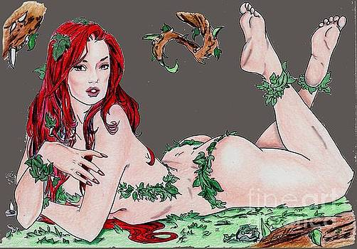 Poison Ivy by Bill Richards