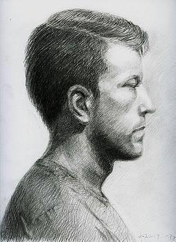 Portrait  by Ping Yan