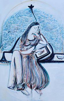 Radha Devi by Alexander Carletti