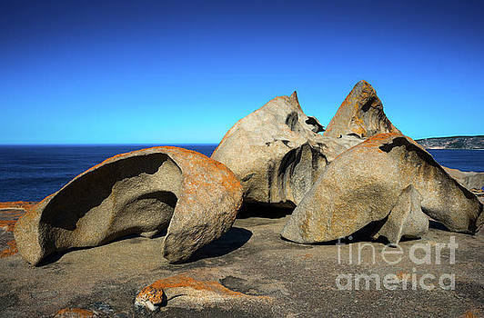 Remarkable Rocks by Andrew Michael