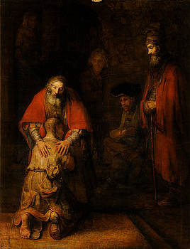Return Of The Prodigal Son by Troy Caperton