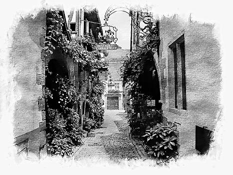 Riquewihr - Alsace, France by Joseph Hendrix