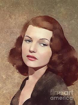 Mary Bassett - Rita Hayworth, Hollywood Legend