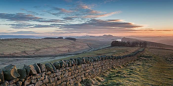 David Pringle - Roman Wall Country