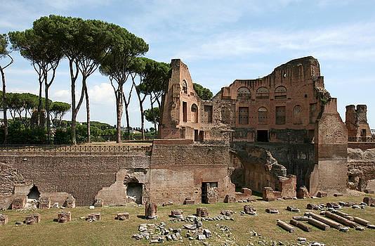 Rome Italy by Kurt Williams