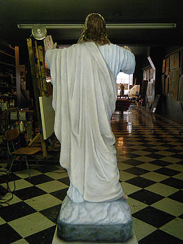 Sacred Heart Reconstrution by Wayne Pruse