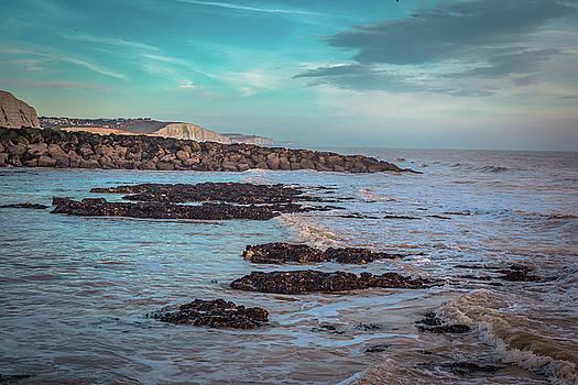 Seascape  by Marius Comanescu