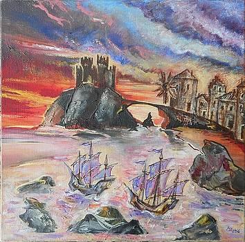 Seascape by Milen Litchkov