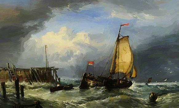 Webb James - Seascape