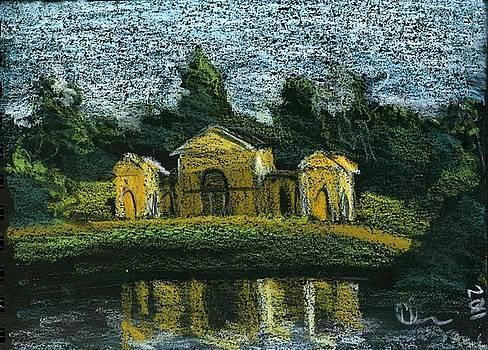 Stowe Gardens by Lelia Sorokina