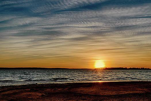Sunset  by Doug Long