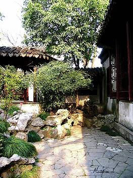 Suzhou Gardens by Marti Green