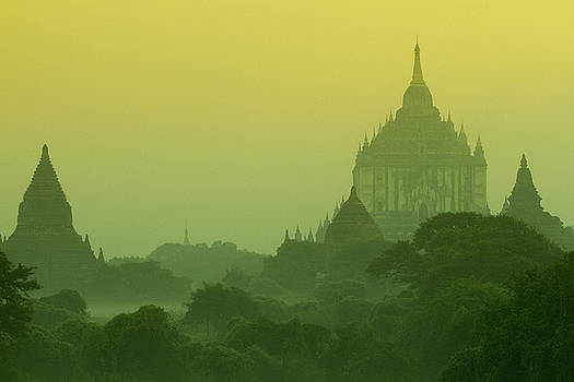 Temples of Bagan by Kamala Saraswathi