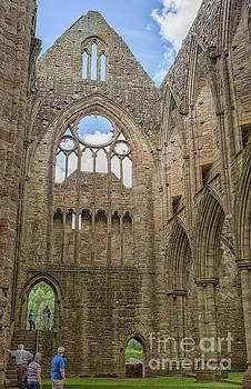 Tintern Abbey by Patricia Hofmeester