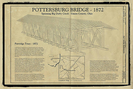 Jack R Perry - Upper Darby/Pottersburg  Covered Bridge