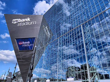 Kyle West - US Bank Stadium