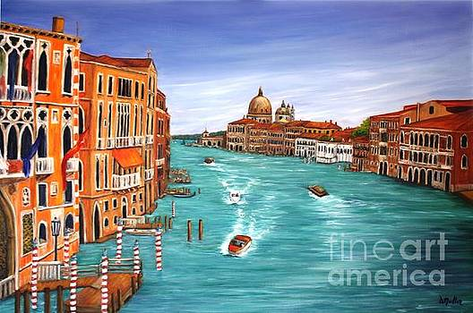 Venice by Donna Muller