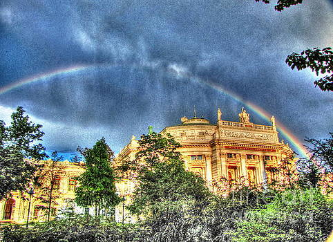 Vienna Austria by Yury Bashkin