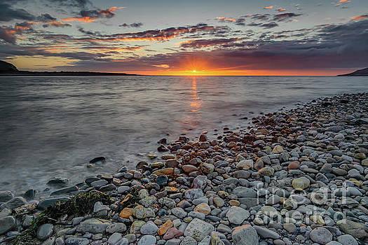 Adrian Evans - Welsh Sunset